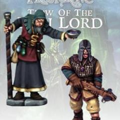 D&D: Aasimar Paladin – Fantasy Mountain Board Gaming